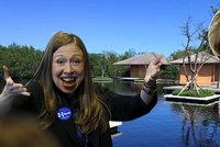 Dcera prezidentské kandidátky Hillary Clintonové: Chelsie vyrazila na dovolenou, kde jedna noc stojí 850 tisíc korun