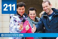 ZP 211 je zdravotní pojišťovnou roku 2015