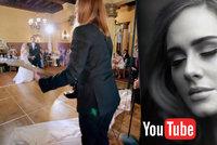 "Žebříček ""miliardových"" videoklipů. Laťku na YouTube pokořili Adele a Maroon 5"