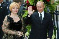 Putinova exmanželka se znovu provdala, jejím mužem se stal blízký prezidenta