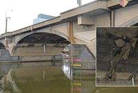 Libeňský most zůstane. Praha most, který otevíral T. G. Masaryk, opraví