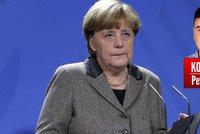 Komentář: Než padne Merkelová, padne možná Europa