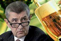 Levné pivo, vstup do politiky, působení v Agrofertu: Babišovy názorové otočky