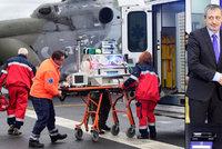 Rychlá pomoc pro miminka bojující o život: Českým lékařům pomůže armáda
