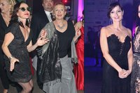 Vilhelmová a Švantnerová vyvedly maminky: A hosté plesu se nestačili divit!