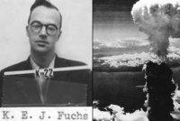 Rudý agent dopaden: Klaus Fuchs zradil Západ a Sovětskému svazu dal atomovou bombu