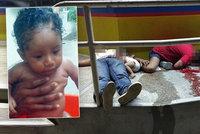 Brutální vražda sedmiměsíčního chlapečka otřásla světem: Gangsteři ho nemilosrdně zastřelili