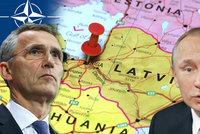 Rusko obsadí Pobaltí za tři dny: NATO nic nezmůže, varuje think-tank