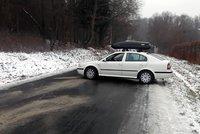 Pozor na silnicích i chodnících: Přes noc nasněží, hrozí i náledí