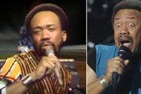 Zemřel zpěvák (†74) kapely Earth, Wind & Fire Maurice White: Jejich hity bořily hitparády