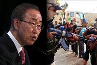 Vliv Islámského státu roste a útoků bude přibývat, míní šéf OSN