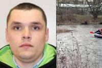 Před policejní kontrolou se schoval do řeky: Policisté ho ani po 14 dnech nevypátrali