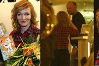 Herečka Aňa Geislerová: Noční dostaveníčko s neznámým mužem!