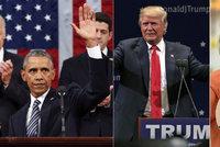 Odborník: V USA zvolí prezidentem i blbce, tyran jako Hitler by ale neuspěl