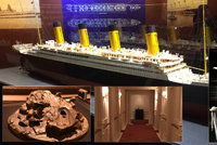 Česká stopa na Titanicu: Porcelánka vyrobila talíře pro nejbohatší cestující, připomíná výstava v Praze