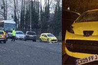 Řidička (80) smetla skupinku školaček: Dvě dívky jsou v kritickém stavu
