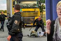 Strach a hrůza v Calais! Obyvatelka tvrdí, že se lidé bojí chodit ven kvůli uprchlíkům