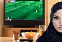 Zalíbil se vašemu dítěti ISIS? Ať kouká víc na fotbal, vybízí Britové