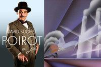 Recenze: Seriálový Hercule Poirot a jeho čtvrtstoletí vzpomínek
