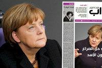 Noviny v arabštině a zadarmo. Uprchlíci v Německu mají svůj tisk