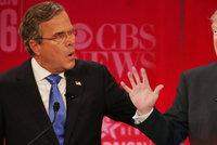Donald Trump se obul do Bushe: Lhali jste o Iráku a děláte chybu s ISIS