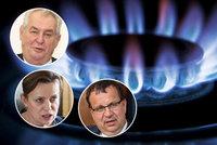 Prezident Miloš Zeman pro Blesk: Marže za plyn? Jako lichva!