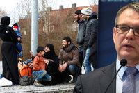Zaorálek: V Německu je 300 tisíc migrantů mimo kontrolu. Neví, kde je mají