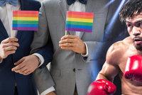 Jsou horší než zvířata, řekl Pacquiao: Slavný boxer se teď gayům omluvil