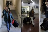 Radši válku než evropskou zimu: Migranti prchají z Finska zpět do Iráku kvůli počasí