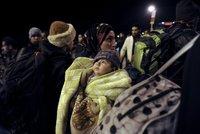 Mohutná vlna migrantů dorazila do Řecka. Je za tím tlak od Turků na EU?