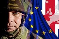 """Bitva o Británii: """"Brexit"""" řeší už i maršál, generál a admirál"""