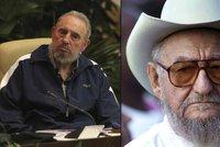 Castro je mrtvý. Zemřel nejstarší z kubánských revolucionářů