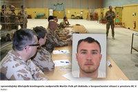 Utajení po česku: Toto je náš agent Psík, ukazoval web ministerstva obrany