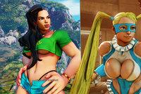 Macaté bojovnice si dávají do krásných tlamiček: Recenze Street Fighter V
