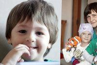 Rodině zemřely už dvě děti: Adámek (6) má nález na játrech