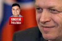 Komentář: Slováci dali Ficovi lekci z Fica