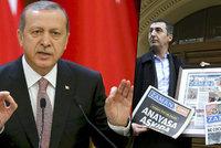Už jen usměvavý Erdogan a vraždící Kurdové. Ankara ovládla opoziční deník