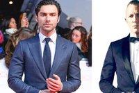 Kdo se stane novým Jamesem Bondem? Dalším favoritem je irský svalovec Aidan Turner
