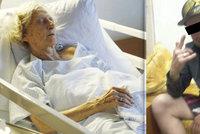 Vychovala ho a on ji utýral: Svou vlastní babičku nechal zemřít hlady ve výkalech
