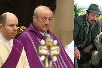 Kněz, který pohřbíval Tomáše Holého (†21): Smrt byla pro rodiče tabu