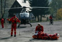 Ústí bez letecké záchranky? Antimonopolní úřad stopl tendr