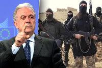 EU chce trestat lidi i za cesty na výcvik u teroristů. Obává se eurodžihádistů