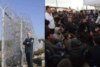 """Rakousko pochválilo bulharský plot proti uprchlíkům: """"Je nutné být vděčný"""""""