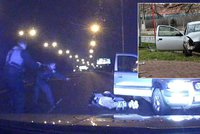 Nebezpečná honička i bouračka: Policisté šetří dva případy zfetovaných řidičů