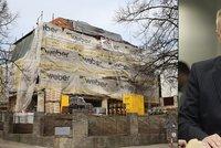 Mynářův chaos: Takhle se rekonstruuje jeho luxusní sídlo