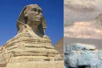 Na Marsu objevili egyptskou sfingu! Postavili ji mimozemšťané?