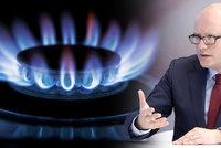 Sobotka o nehorázných maržích dodavatelů plynu: Měl by přijít návrh na změnu zákona!