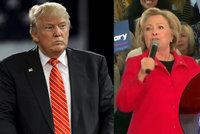 """Clintonová štěká jako čivava, Putin se směje. Trump se """"navezl"""" do své sokyně"""