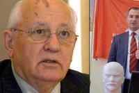 Ruští komunisté chtějí opět zavírat: Gorbačov má jít za mříže