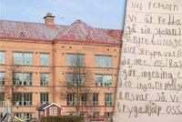 Uprchlíci prý ve škole bijí děti. Volali jsme švédské ředitelce. Co řekla?